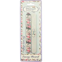 The Vintage Cosmetic Company Twin Pack Emery Board