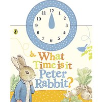 Beatrix Potter Peter Rabbit What Time Is It Peter Rabbit? Book