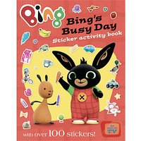 Bing Bunny Activity Books, Pack of 2