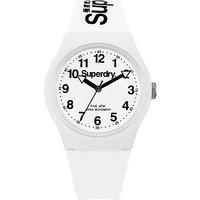 Superdry Unisex Urban Silicone Strap Watch