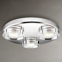 Philips Mira 3 Bulb LED Bathroom Light