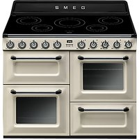 Smeg TR4110I 110cm Victoria Range Cooker with Induction Hob