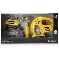 John Lewis Toy Multi Tool Sander Set