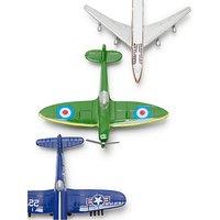 John Lewis Toy Planes, Set of 3