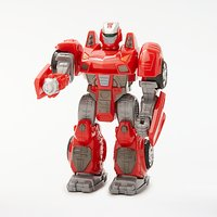 John Lewis Small Robot Toy, Red