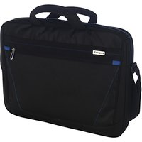 Targus Prospect Topload Bag for Laptops up to 15.6, Black
