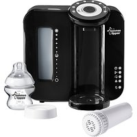 'Tommee Tippee Perfect Prep Machine, Black