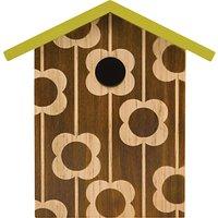 Orla Kiely Engraved Bird House