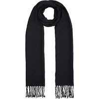 shop for John Lewis & Partners Wool Mix Occasion Scarf at Shopo