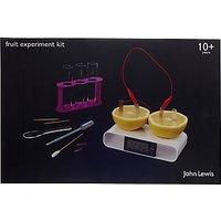 John Lewis Fruit Experiment Kit
