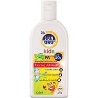 Sunsense Kids Sun Cream SPF 50+, 125ML
