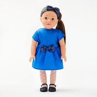 John Lewis Chloe Collector's Doll, Brunette