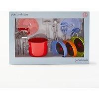 John Lewis Toy Pots And Pans Set