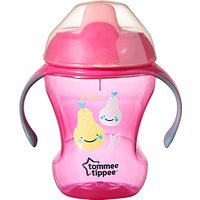 Tommee Tippee Easy Drink Cup, 230ml, Pink