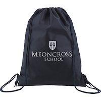 Meoncross School Swim Bag, Navy