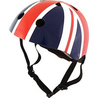 Kiddimoto Union Jack Helmet, Small
