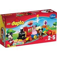 LEGO DUPLO 10597 Mickey Birthday Parade