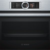 Bosch CSG656BS1B Integrated Compact Steam Oven, Stainless Steel