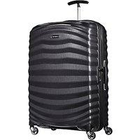 Samsonite Lite-Shock 4-Wheel 75cm Large Suitcase
