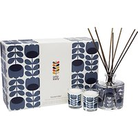 Orla Kiely Ultimate Lavender Candle and Diffuser Gift Set