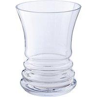 Dartington Crystal Wibble Wide Vase
