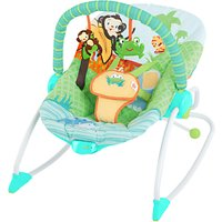 Bright Starts Peek-a-Zoo 3-in-1 Baby to Big Kid Rocker