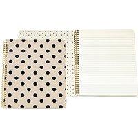 kate spade new york Spiral Notebook