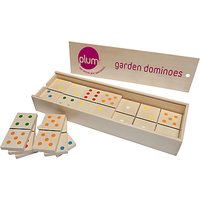 Plum Products Garden Dominoes Set