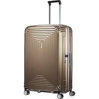 Samsonite Neopulse 75cm Spinner 4-Wheel Large Suitcase