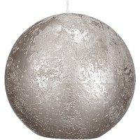 John Lewis Rustic Effect Ball Candle, W10cm