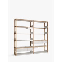 Case Lap Tall 2m Shelving Unit (Plus V2 Extension Kit)