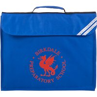 Birkdale School Book Bag, Royal Blue