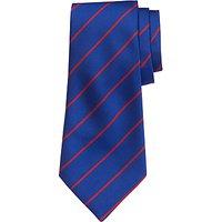 Birkdale School Unisex Junior Tie, L45, Royal Blue/Red