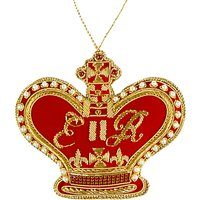 Tinker Tailor Tourism ER Crown Hanging Decoration