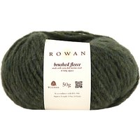 Rowan Brushed Fleece Chunky Yarn, 50g