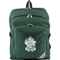 Parkgate House School Rucksack, Green