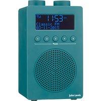 John Lewis Spectrum Solo DAB+/FM Digital Radio