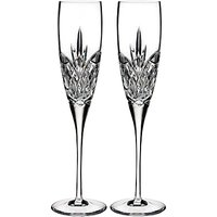 Waterford Forever Flute, Set of 2