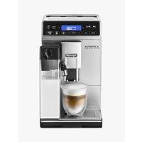 DeLonghi Autentica Cappucino ETAM 29.660.SB Bean-to-Cup Coffee Maker, Silver