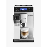 De'Longhi Autentica Cappucino ETAM 29.660.SB Bean-to-Cup Coffee Maker, Silver