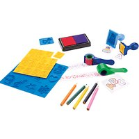 John Lewis Mega Stamp Set