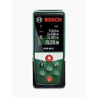 Bosch PLR 40 C Range Finder