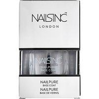 Nails Inc Nailpure Base Coat, 14ml