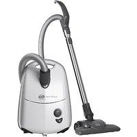 Sebo 91602GB Airbelt E1 Excel Vacuum Cleaner, White
