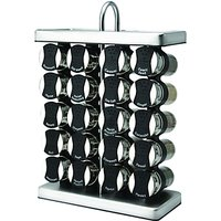 Olde Thompson 20-Jar Spice Rack
