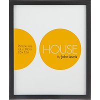 House by John Lewis MDF Wrap Picture Frame, 24 x 30cm