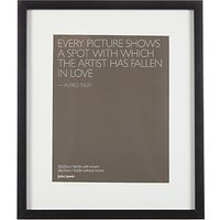 John Lewis Box Frame & Mount FSC-certified, 8 x 10 (20 x 25cm)