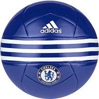 Adidas Chelsea F.C. Football, Size 5, Blue