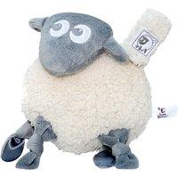 Ewan The Dream Sheep Snuggly Baby Comforter, Grey