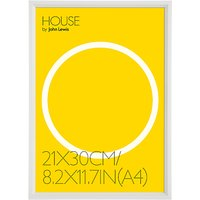 House by John Lewis Photo Frame, A4 (30 x 21cm)